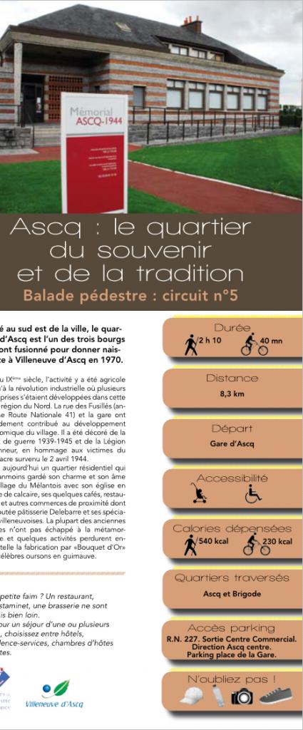 Balade Ascq