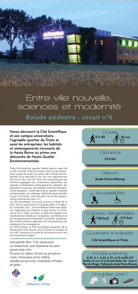 Entre ville nouvelle, sciences et modernité