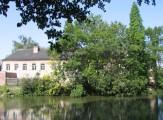 Château de Brigode. Aujourd'hui club house du golf de Brigode