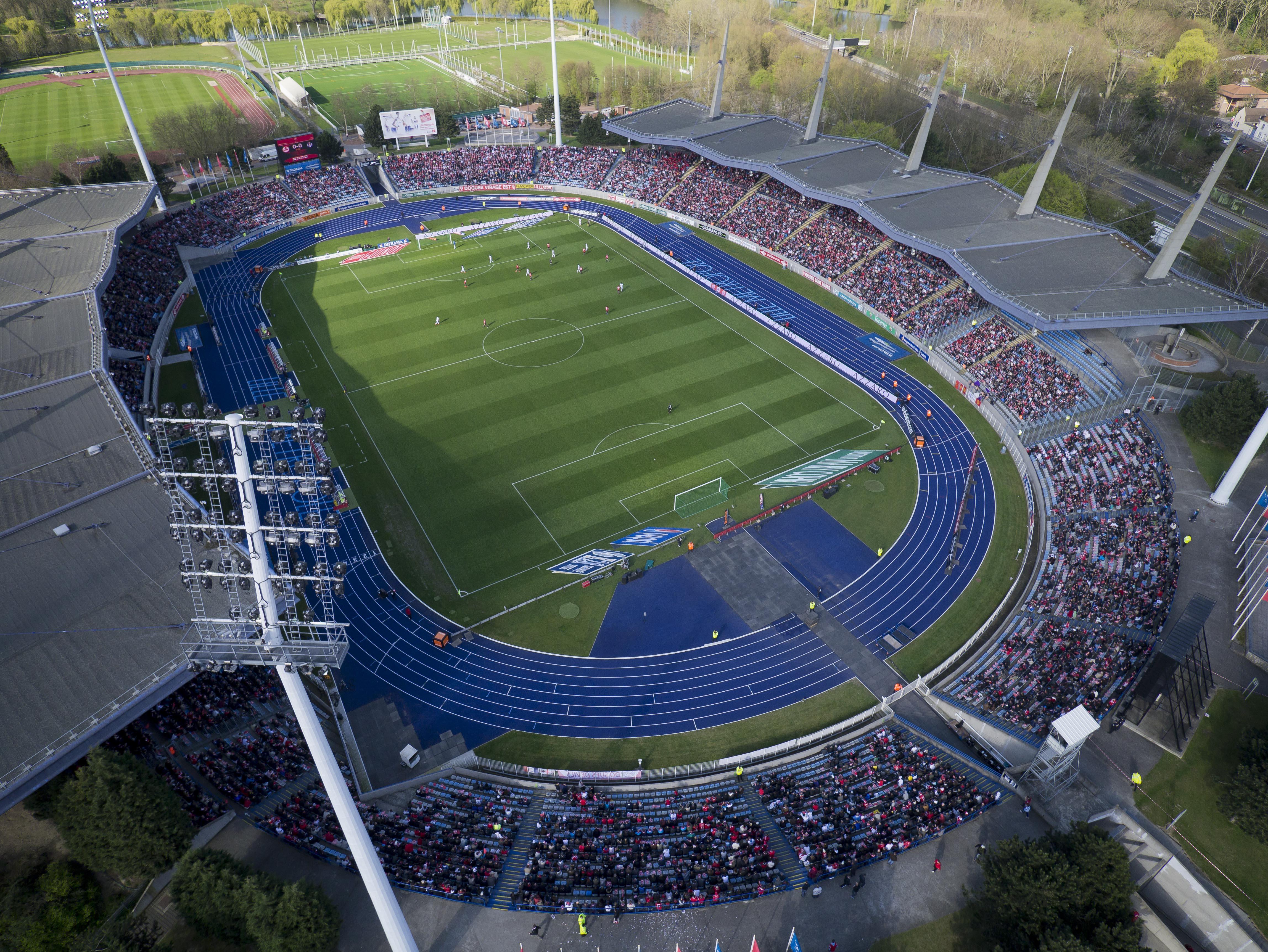 Stadium lille m tropole villeneuve d 39 ascq tourisme - Office de tourisme villeneuve d ascq ...