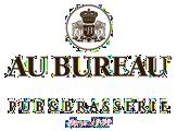 Logo au bureau (restaurant)
