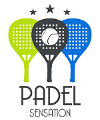 Padel sensation (logo)
