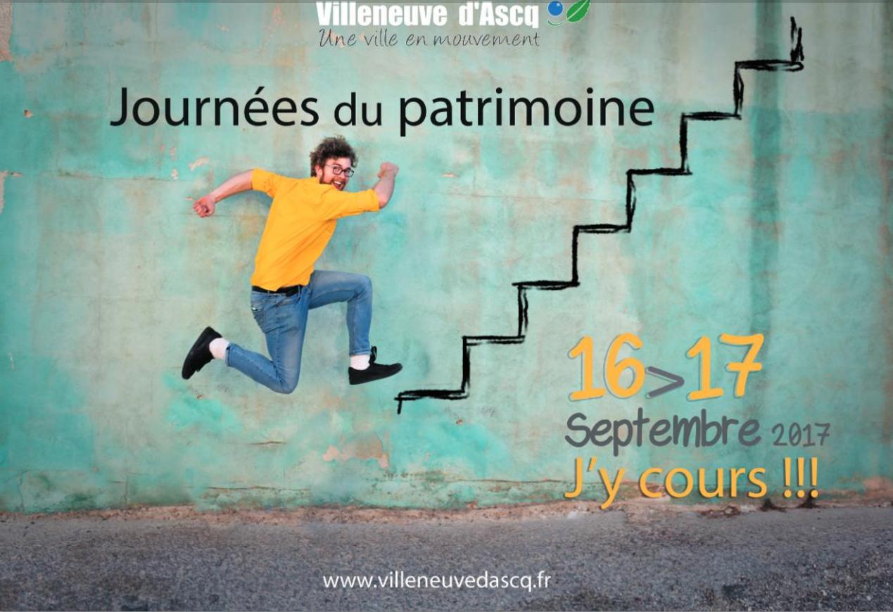 Les journ es du patrimoine villeneuve d 39 ascq tourisme - Office du tourisme villeneuve d ascq ...
