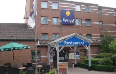 H tel restaurant kyriad villeneuve d 39 ascq tourisme - Office du tourisme villeneuve d ascq ...