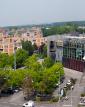 Vue quartier Hôtel de ville