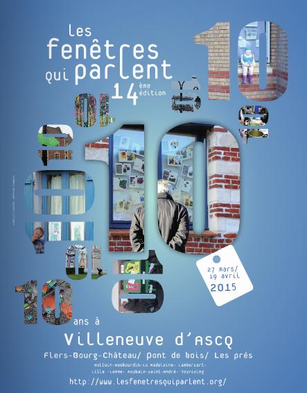 Les fen tres qui parlent villeneuve d 39 ascq tourisme - Office de tourisme de villeneuve d ascq ...