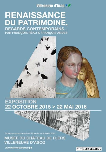 Renaissance du patrimoine villeneuve d 39 ascq tourisme - Office du tourisme villeneuve d ascq ...