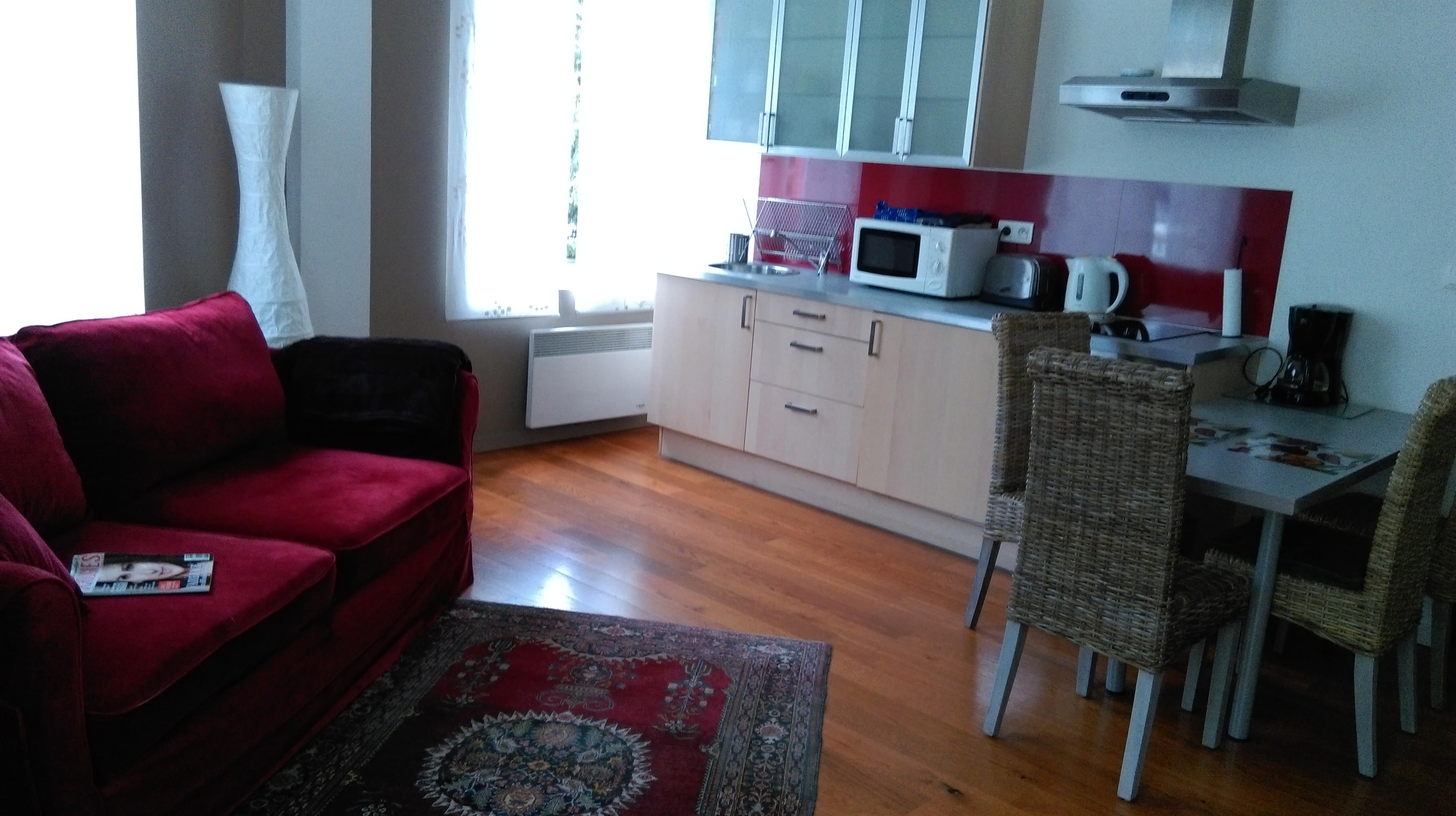 g te l 39 appart du sart villeneuve d 39 ascq tourisme. Black Bedroom Furniture Sets. Home Design Ideas