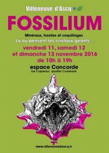 Fossilium 2016 villeneuve d 39 ascq tourisme - Office du tourisme villeneuve d ascq ...