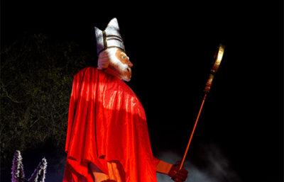 Le géant Saint Nicolas