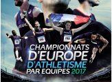 Championnats d'Europe d'Athlétisme par équipes affiche