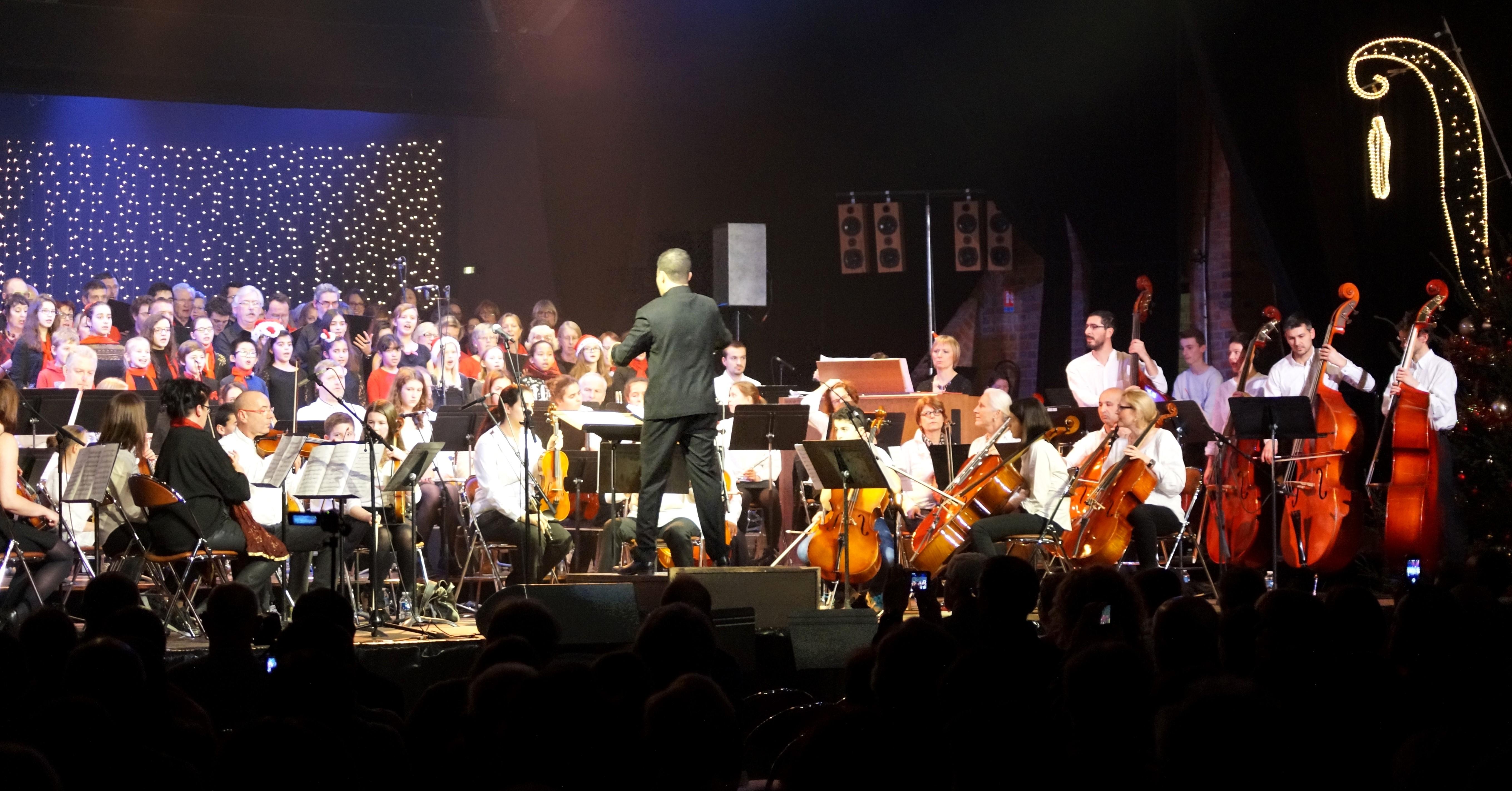 Concert de no l villeneuve d 39 ascq tourisme - Office de tourisme villeneuve d ascq ...